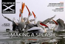 Photo of Fujifilm X magazine