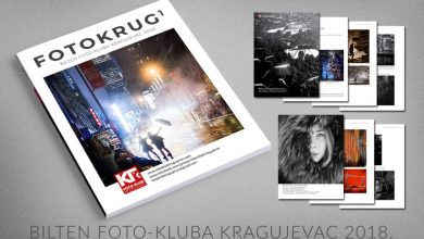 Photo of Билтен Фото-клуба Крагујевац за 2018.