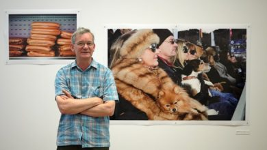Photo of Martin Parr