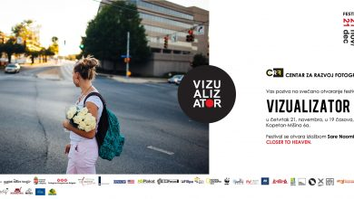 Photo of Festival fotografije VIZUALIZATOR
