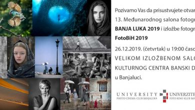 Photo of 13.Međunarodni-salon-fotografije-BANJA-LUKA-2019