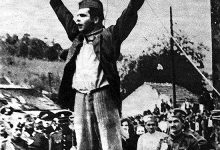 Photo of Симбол отпора фашизму