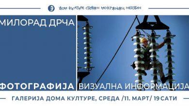 Photo of Милорад Дрча: Фотографија, визуална информација