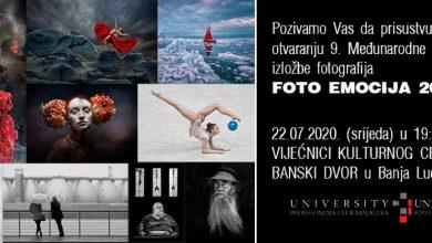 Photo of Foto-emocija 2020